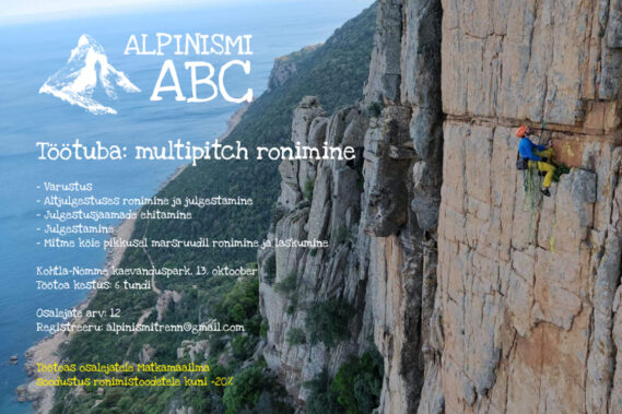 Multipitch ronimine