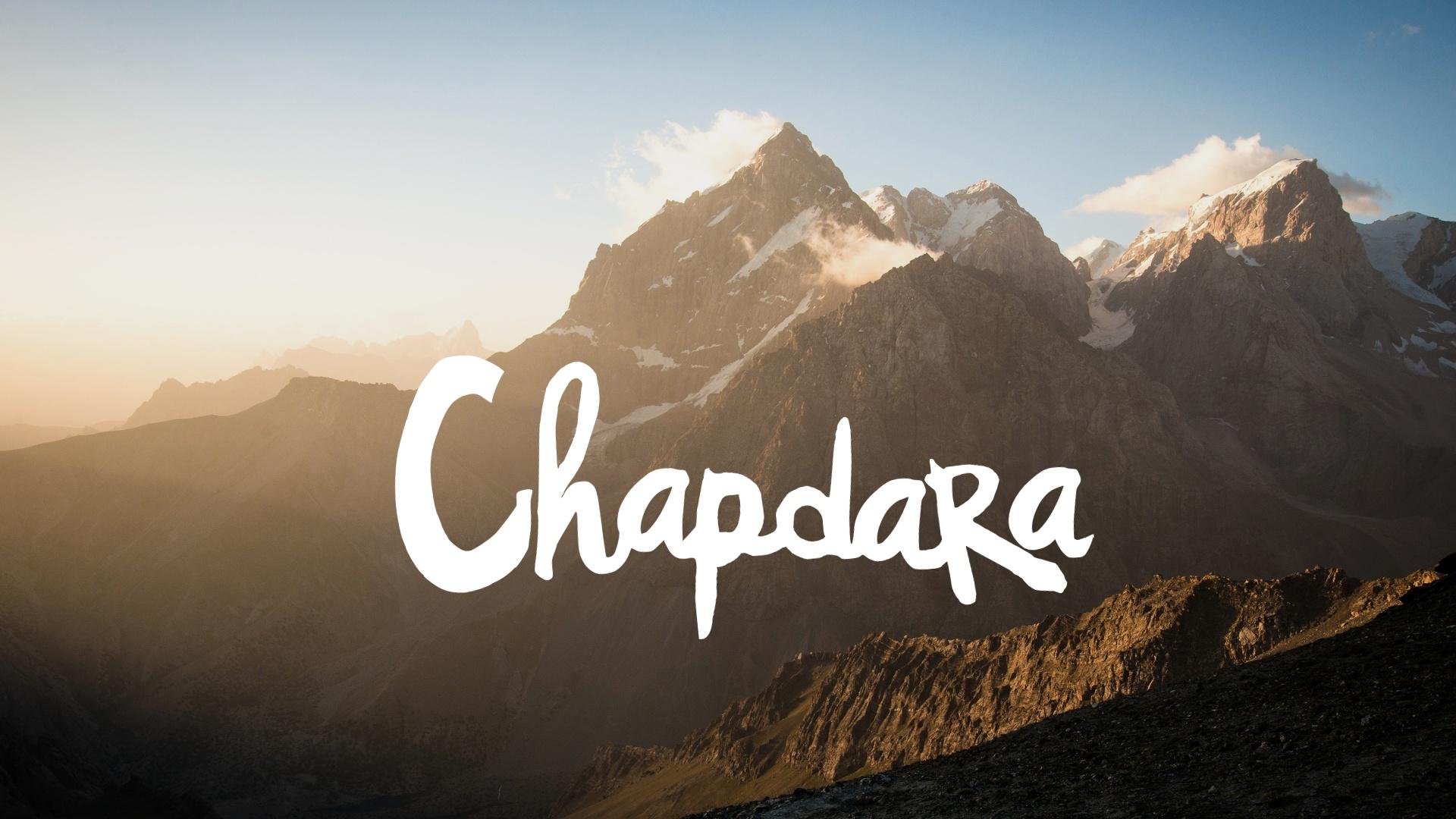 Chapdara 2018